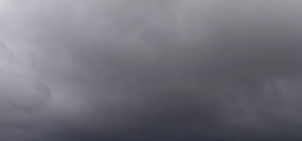 Frente fria ajuda a aumentar a umidade no Nordeste