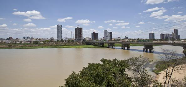 Umidade cai no oeste da Região Sul