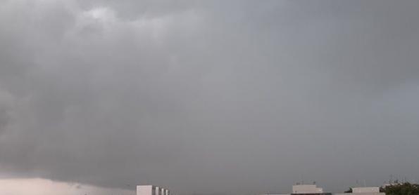 Risco de chuva forte em Brasília para esta terça-feira