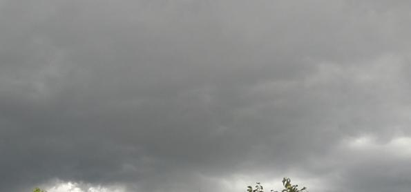 Muita chuva no centro-sul do Brasil