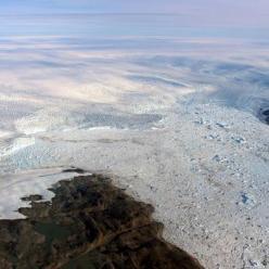 Groenlândia perde gelo 7 vezes mais rápido do que nos anos 1990