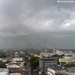 Muita chuva pelo Brasil