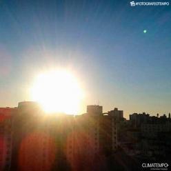 Calor em Porto Alegre pode ter novo recorde do ano nesta quarta