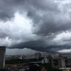 Mais chuva sobre a Grande SP