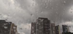 Muita chuva em SP nesta quarta-feira