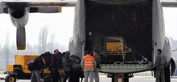 Chile descarta sobreviventes em acidente aéreo