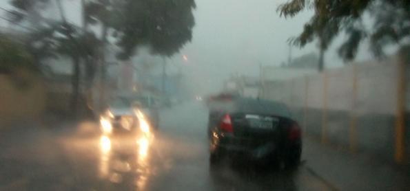 Dias de muita chuva para o centro-sul e oeste de MG