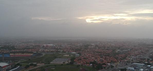 Nordeste com pancadas de chuva no MA e no PI