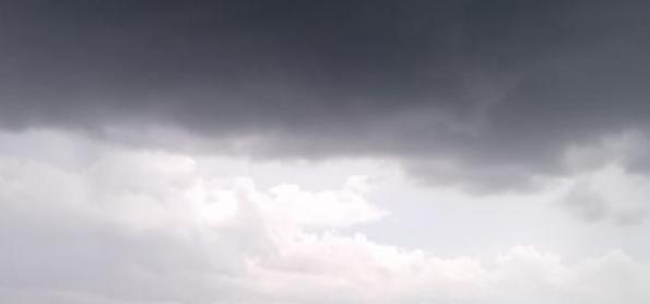 Chuva forte em SP na tarde e noite de hoje