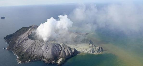 Nova Zelândia teme nova erupção de vulcão