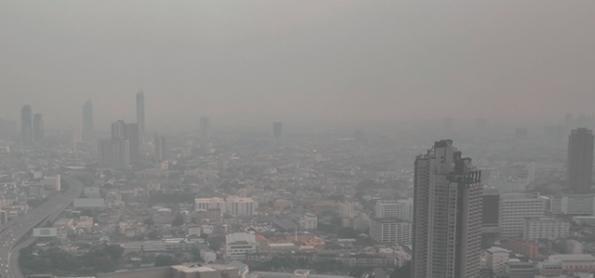 A poluição da cidade está te deixando doente