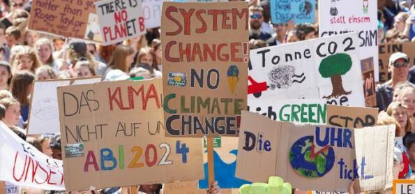 Mudanças climáticas em estratégias de negócios