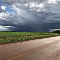 Mais umidade e chuva para o Centro-Oeste