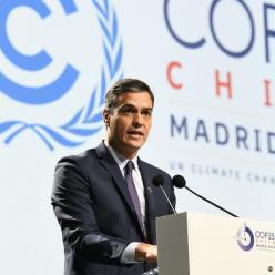 Espanha declara emergência climática