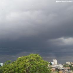 Manaus registra chuva rara para janeiro