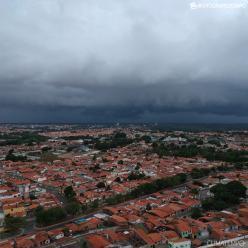 Chuva em BH está 25% acima da média