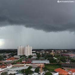 Com ZCAS e ZCIT, janeiro está sendo chuvoso em várias capitais