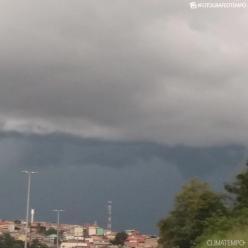 Previsão é de mais chuva para a Grande Belo Horizonte