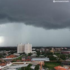 Chuva volta a aumentar sobre o Espírito Santo