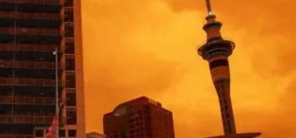 Fumaça dos incêndios na Austrália dará volta ao mundo