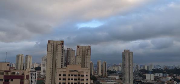 Fim de semana friozinho na Grande São Paulo