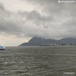 Rio de Janeiro ainda pode ter chuva na noite de hoje