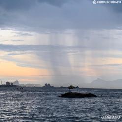 Frente fria aumenta a chuva no RJ nos próximos dias