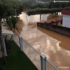 Dias de pouca chuva para região de Cataguases (MG) e Norte do RJ
