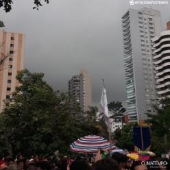 Balanço da chuva forte em São Paulo em 24/02/2020