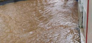 Balanço da chuva forte na Grande SP em 16/2/2020