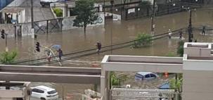 São Paulo está tendo o fevereiro mais chuvoso em 77 anos