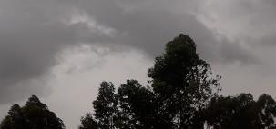 Região Sul ainda tem chuva forte nesta quarta