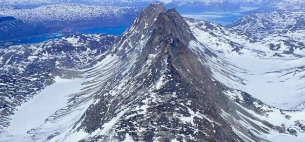 Recorde de calor na Antártida