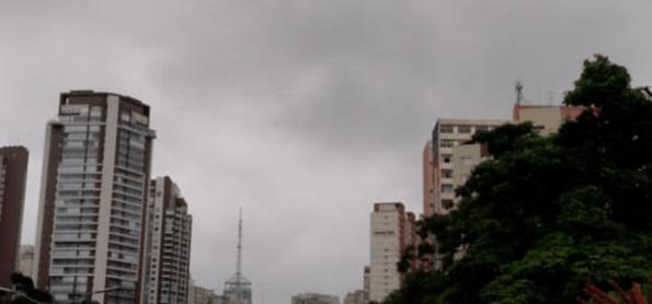 Fevereiro chuvoso e menos quente em São Paulo