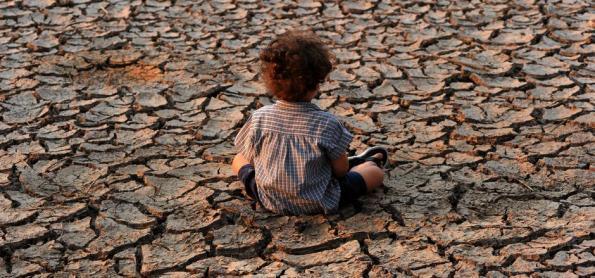 Mudanças climáticas ameaçam as crianças do mundo, diz ONU
