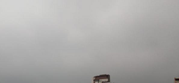 Volta a chover forte na Grande SP