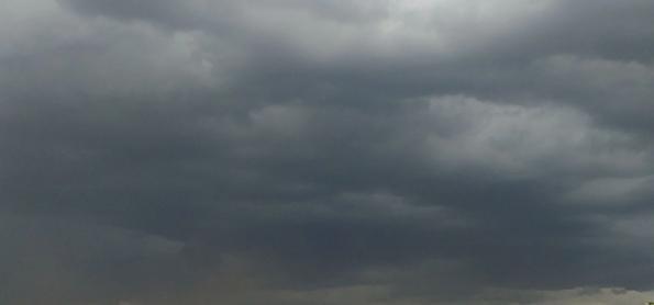 Fim de semana de muita chuva em MT, GO e DF