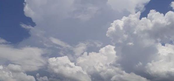 Tempo quente e úmido predomina no Centro-Oeste