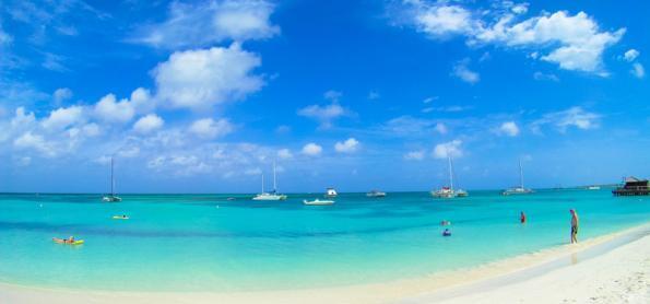 Roteiro de 1 dia para quem chega de cruzeiro a Aruba