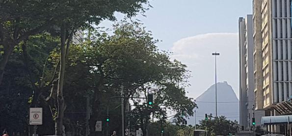 Rio de Janeiro tem tempo firme nesta sexta