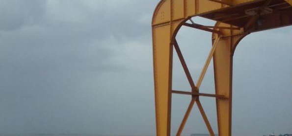 Chuva de março supera a média em Belém