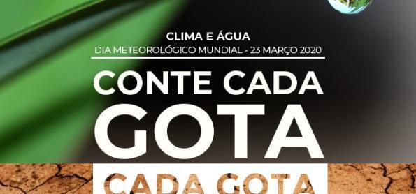 Dia Meteorológico Mundial - 23 março 2020