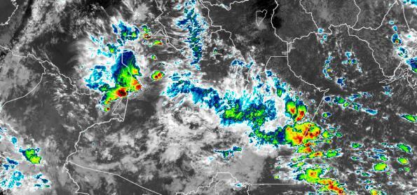 Temporal alaga em Manaus e há previsão de mais chuva