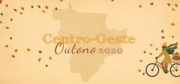 Tendência para o outono 2020 no Centro-Oeste