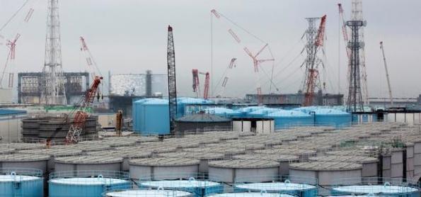 Oceanos viram depósito de lixo nuclear