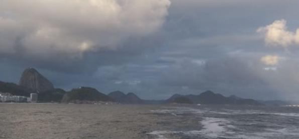Outono começa com alerta para chuva forte no Rio de Janeiro