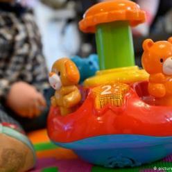 Onde se escondem os coronavírus: brinquedos importados