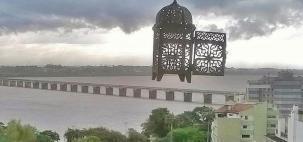Nova frente fria chega ao Rio Grande do Sul nesta segunda