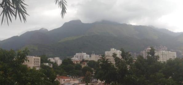 Condições para chuva aumentam sobre o RJ no fim de semana