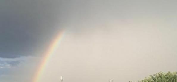 Chuva de abril supera a média também em Brasília